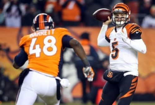 NFL Rumors: New York Jets Could Be Looking at AJ McCarron as 'Fallback Option'