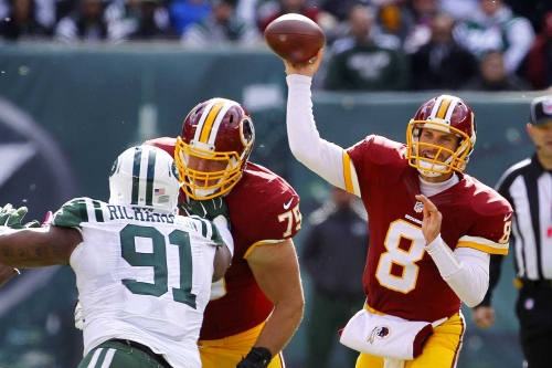 The Jets are reportedly 'willing to pay whatever it takes' to land Kirk Cousins