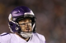 The Vikings' receivers had a ton to do with Case Keenum's 2017 success