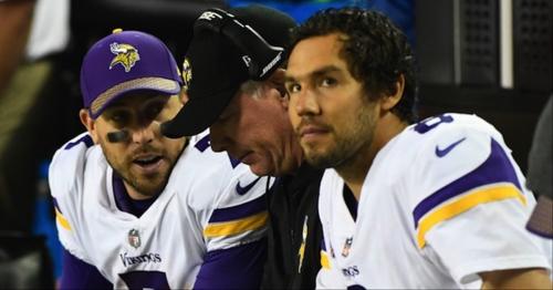 Placing odds on Minnesota Vikings' 2018 quarterback(s)