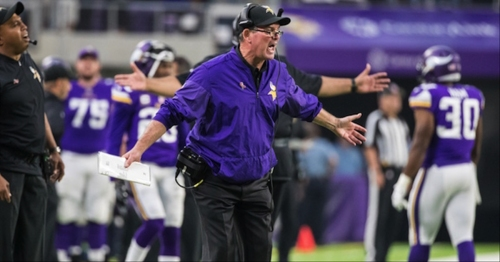 Minnesota Vikings' 2018 schedule tied for easiest in division