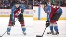 Johnson, Lindholm out indefinitely for Avalanche