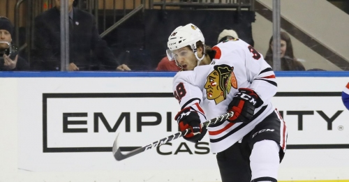 Blackhawks, Jets have 'kicked tires on' Ryan Hartman trade, per report