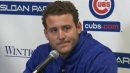 Chicago Cubs' Anthony Rizzo On Going Home in Wake of Tragedy: 'Hardest Thing I Ever Had to Do' | Inside Edition
