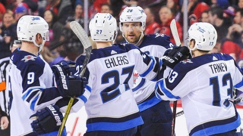 NHL Power Rankings: Jets offense can be scary good