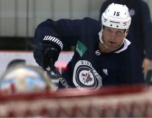 Jets season about to get interesting… Bring on the Kings… Scheifele named star… Huddy credits the captain