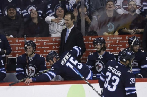 Jets only worry about the next game, not trade rumours