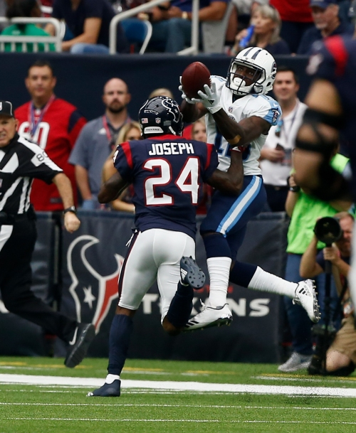 Offensive Shootout: Houston Texans versus Tennessee Titans in 2018