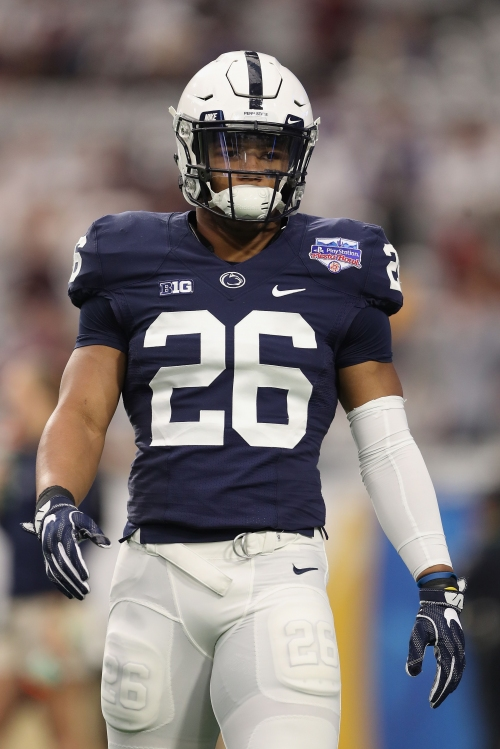 Indianapolis Colts Round One Draft Prospects: Saquon Barkley
