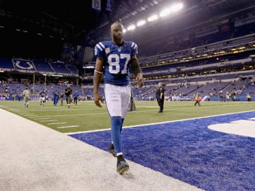 Indianapolis Colts to induct wide receiver Reggie Wayne into Ring of Honor