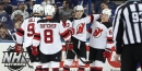 Nico Hischier named NHL's first star as Devils enter busy week