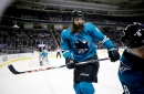 Things to know: Sharks get best possible news on Brent Burns' injury