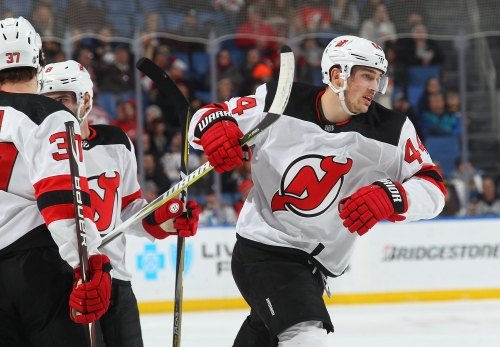 New Jersey Devils: Miles Wood Deserved His Suspension