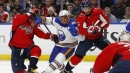 Ovechkin scores 35th goal in Capitals' 3-2 win over Sabres