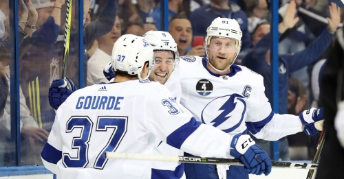 Lightning slight betting favorites at Capitals for Tuesday