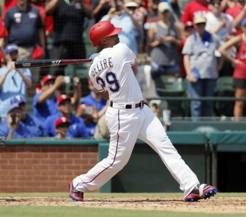Beltre still the big name for Rangers without big additions