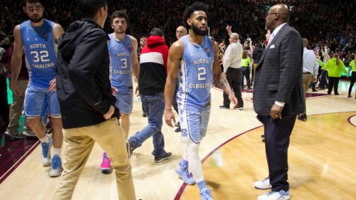 UNC at Virginia Tech | basketball analysis, Jan. 22, 2018 | News & Observer