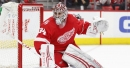 With Neuvirth out 'long-term,' Flyers pay hefty price for Red Wings' Petr Mrazek