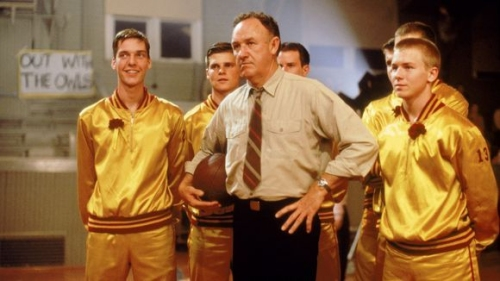 Bulls coach Fred Hoiberg unplugged, and going all in on the movie 'Hoosiers'