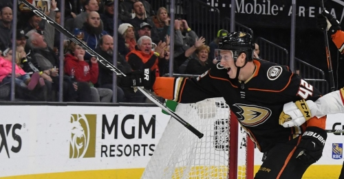 PODCAST: Ducks vs. Golden Knights, Gibson Injured, Troy Terry at the Olympics, Prospect/Gulls Talk