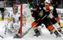 John Gibson hurt again as Ducks finally beat Golden Knights