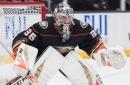 Ducks Gameday: John Gibson will need hot hand in Vegas