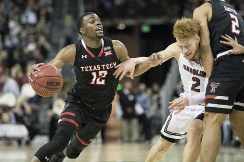 Texas Tech basketball reaches highest AP ranking in program history