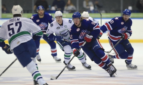 Sabres Notebook: With team away, the Amerks come to play
