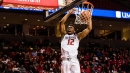 Coach Beard: Keenan Evans to play on Wednesday 'if he possibly can'