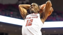 Texas Tech's Keenan Evans 'day-to-day' with toe injury