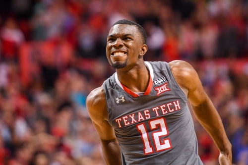 Texas Tech Point Guard Keenan Evans Day-To-Day With Toe Injury