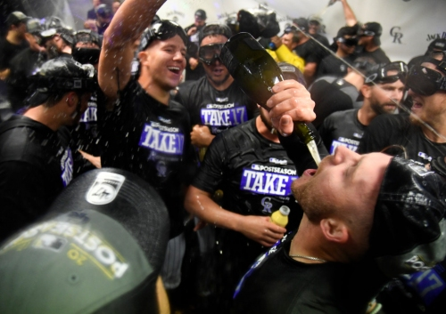 Rockies considered a longshot to win NL West by Las Vegas oddsmakers