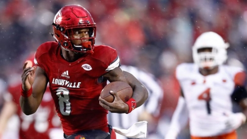 On Lamar Jackson, Josh McCown disagrees with Bill Polian