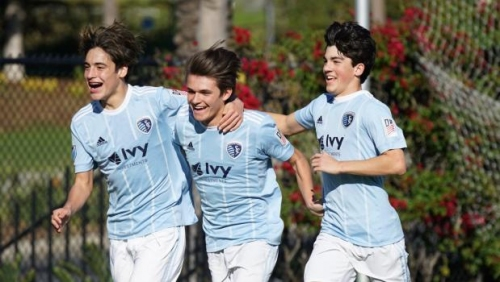 Sporting KC Academy U-17's qualify for Champions Division of 2017-18 GA Cup Finals