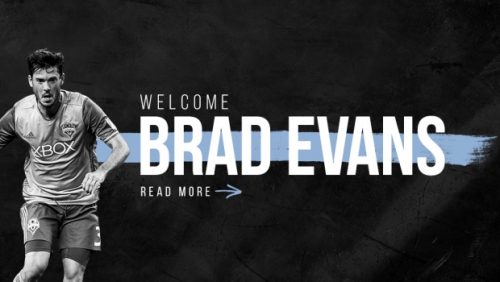 Sporting KC signs free agent midfielder and two-time MLS Cup champion Brad Evans