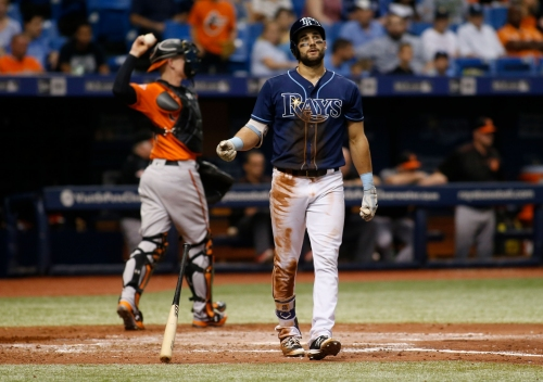 Tampa Bay Rays: Kevin Kiermaier frustrated with direction of team