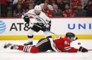 Lifeless start leads to latest loss for Blackhawks
