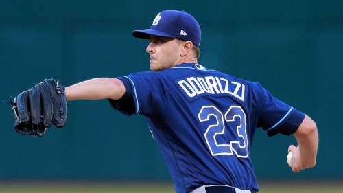 Jake Odorizzi welcomes trade to Minnesota Twins as Tampa Bay Rays cut costs