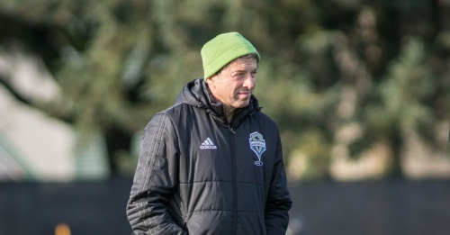 Sounders aren't in any rush to make big signings