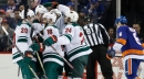 Wild open East Coast road trip with 5-3 win over Islanders