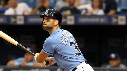 Kevin Kiermaier '100 percent frustrated and very upset' by Tampa Bay Rays' recent moves