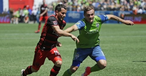 Jordan Morris and Sounders hoping new 'diamond' attack formation helps them shine