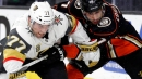 Ducks top Golden Knights 2-0 for 4th win in 5 road games   The News Tribune
