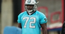 If Andrew Norwell leaves, can Taylor Moton play left guard for the Carolina Panthers?