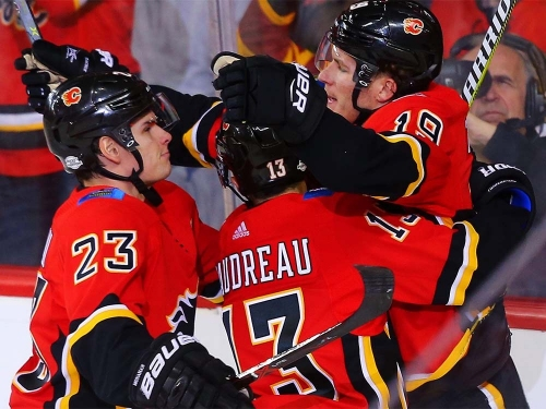 Francis: Flames chase playoff history