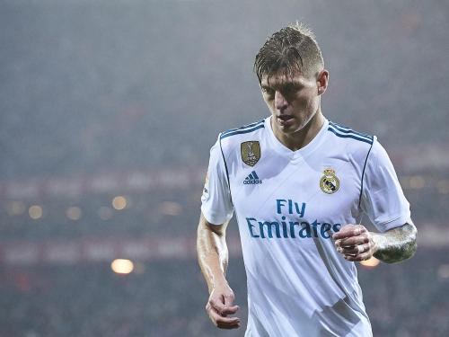 Manchester United make Toni Kroos main summer target
