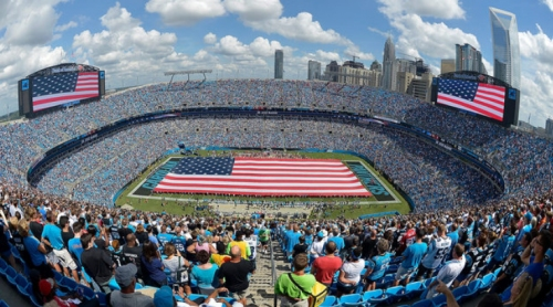 Accounting firm says client wants to buy Carolina Panthers