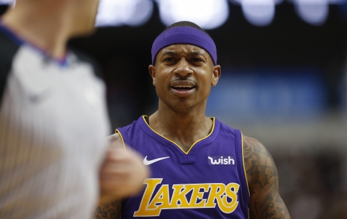 Los Angeles Lakers: Isaiah Thomas, Lonzo Ball should succeed together