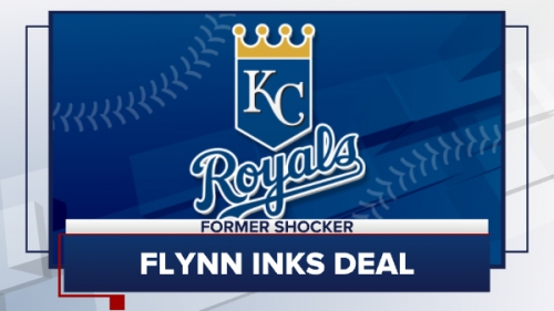 Former Shocker re-signs with Royals