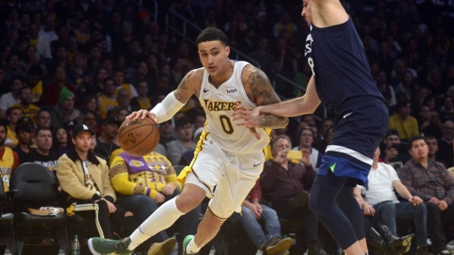 Kyle Kuzma on being a Laker, bond with Lonzo Ball, L.A.'s max deals to pursue star free agents and more